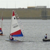 Junior sailing 1