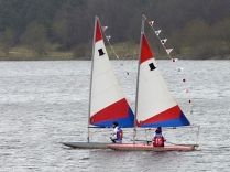 Junior sailing 2