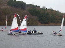 Junior sailing 4